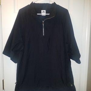 Mens Adidas pullover shirt